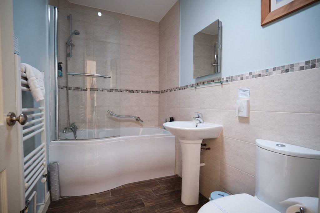 Marley Mallard bathroom